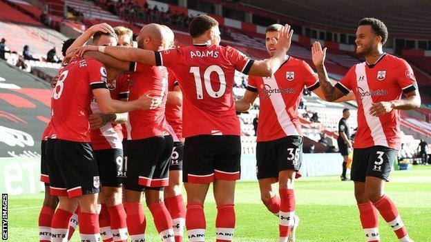 Southampton celebrations