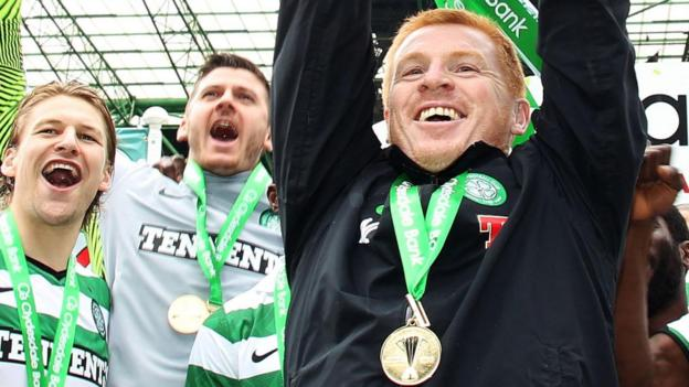 Celtic: Neil Lennon replaces Brendan Rodgers as manager thumbnail