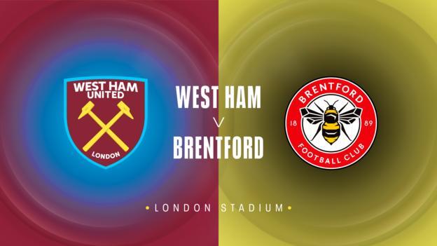 West Ham v Brentford
