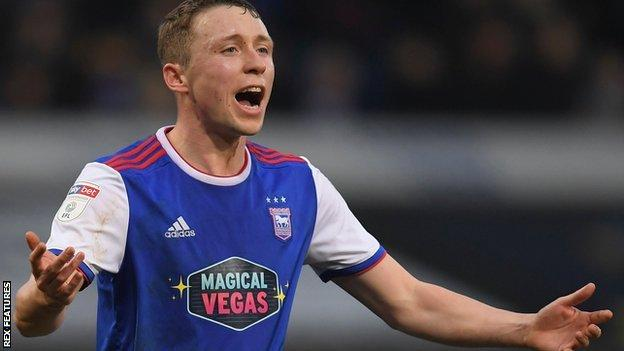 Matthew Pennington has had six previous loan spells with Tranmere Rovers, Coventry City, Walsall, Leeds United, Ipswich Town and Hull City