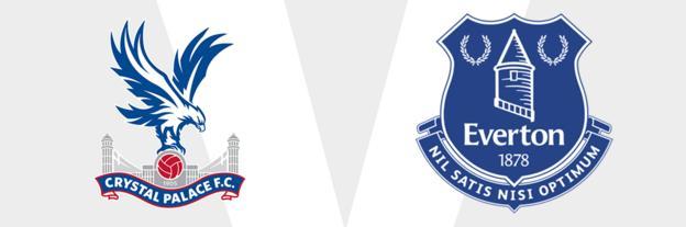 Crystal Palace v Everton