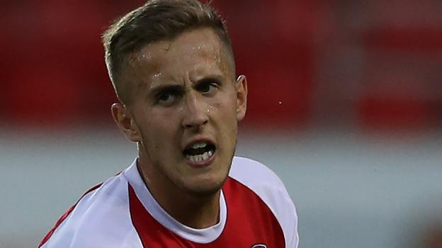 Will Vaulks: Rotherham United midfielder named in Wales squad thumbnail