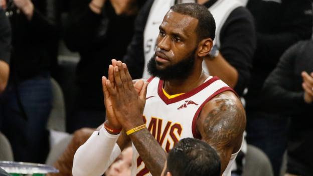 LeBron James: Cleveland Cavaliers star surpasses Kobe Bryant in NBA records