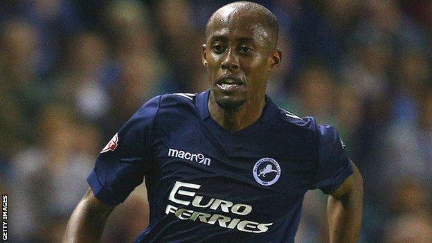 Comoros and Millwall's Nadjim 'Jimmy' Abdou