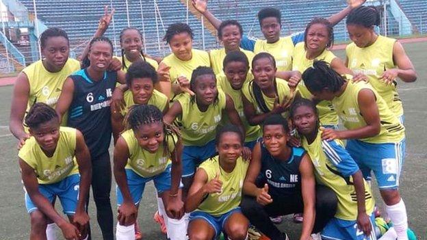River Angels FC, Nigeria