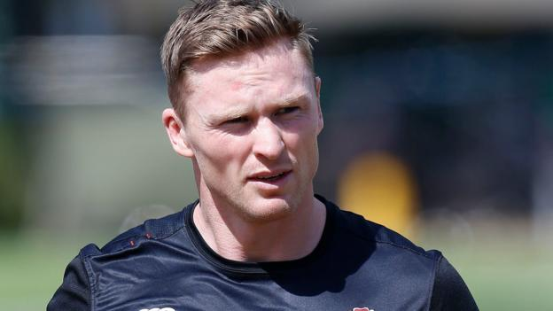 Chris Ashton: Sale Sharks winger could face ban after red card thumbnail