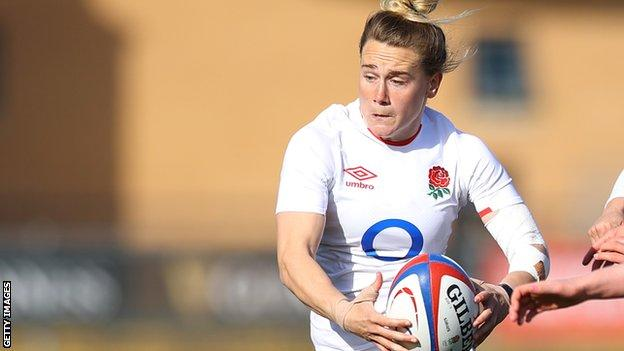 Italy 3-67 England: Red Roses through to Women's Six Nations final thumbnail