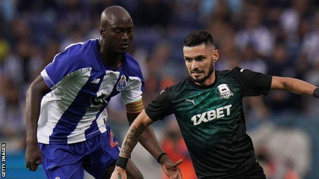 Remy Cabella (right) will be one of the more recognisable players in the Krasnodar squad to English fans, having played 31 Premier League games for Newcastle
