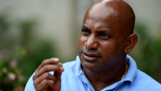 Sanath Jayasuriya: Ex-Sri Lanka captain faces corruption charges - BBC Sport