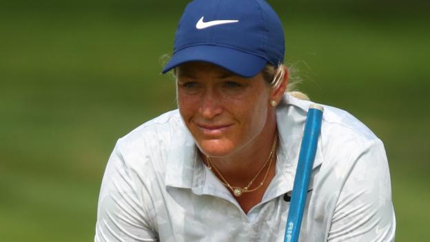Solheim Cup: Suzann Pettersen hopes Scottish Open performance can secure wildcard spot