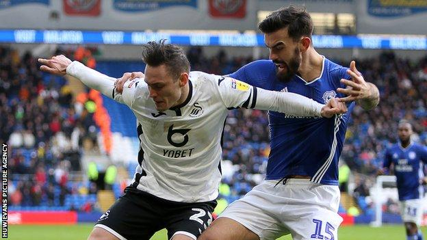 Cardiff City And Swansea City Set For Friendly Meeting Ahead Of Championship Restart Bbc Sport