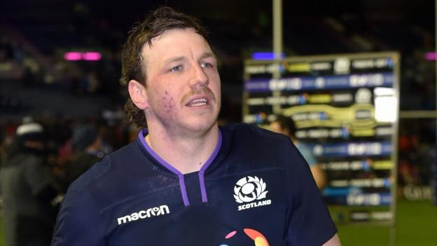 Hamish Watson: Edinburgh & Scotland flanker to miss entire Six Nations with broken hand thumbnail