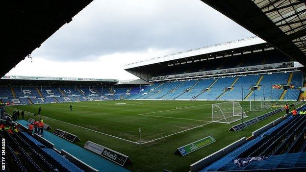 Leeds United Championship Club Buy Back Elland Road Home Bbc Sport