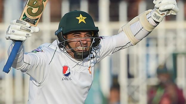 Pakistan v Sri Lanka: Abid Ali becomes first batsman to score centuries on Test and ODI debuts thumbnail