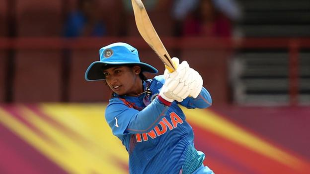 Women's World Twenty20: India beat Ireland to reach semi-finals