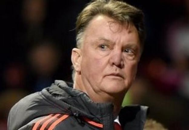 "Louis van Gaal has been accused of ""destroying"" Manchester United"