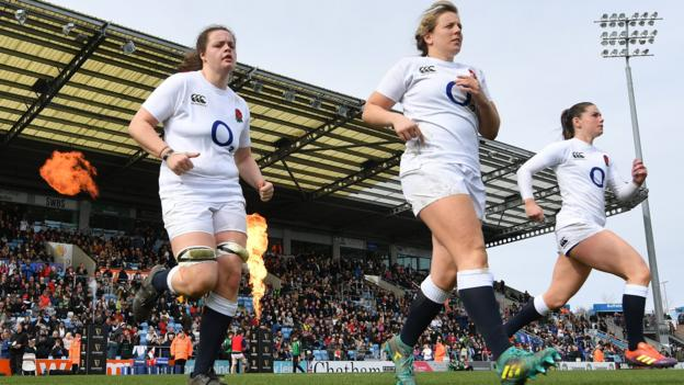 England v France: Exeter hope Red Roses can showcase their Premier 15s ambitions