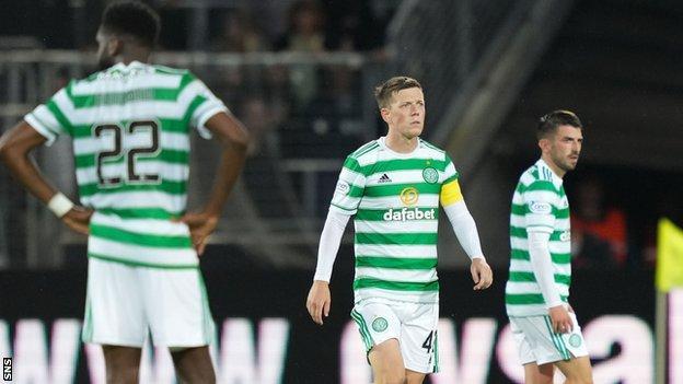 Celtic: New signing Carl Starfelt set to ease 'unfair pressure' on defence - BBC Sport