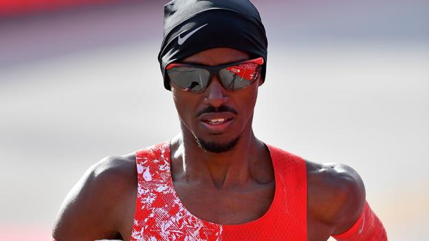 Panorama: Fresh questions over Mo Farah's relationship with Alberto Salazar
