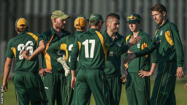 Guernsey cricketers