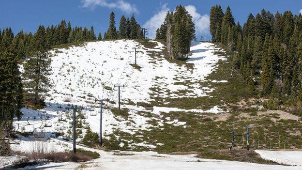 Sierra Nevada, Northern California