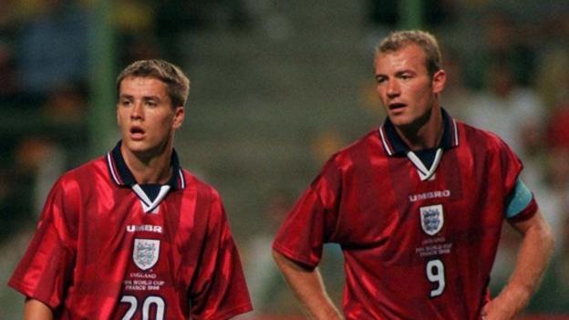 Michael Owen's England XI: Do Alan Shearer & David Beckham make the cut?