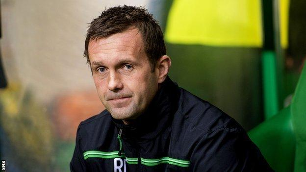 Deila has won eight, lost eight and drawn eight of his 24 European matches in charge at Celtic