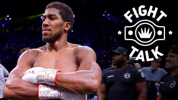 Anthony Joshua beats Andy Ruiz Jr - how social media reacted thumbnail
