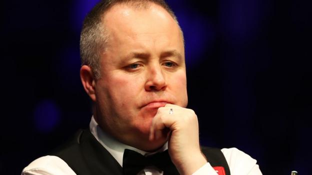 Masters 2019: Former champions Mark Allen and John Higgins knocked out on first day thumbnail