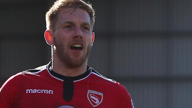 Steven Old Morecambe Defender Signs Two Year Deal Bbc Sport