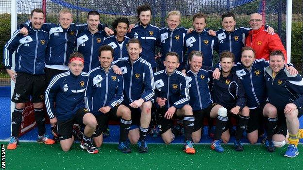 Uddingston Hockey Club