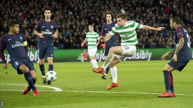 Celtic have been Scotland's sole Champions League representatives in the past six seasons and will be again this term