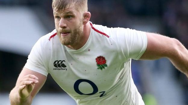 England v Italy: Azzurri could chuck anything at us - George Kruis thumbnail