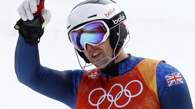 Winter Olympics: GB's Dave Ryding eyes medal at Beijing ...