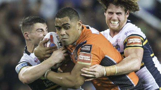 Super league who and what to look out for in 2018 bbc sport - English rugby union league tables ...