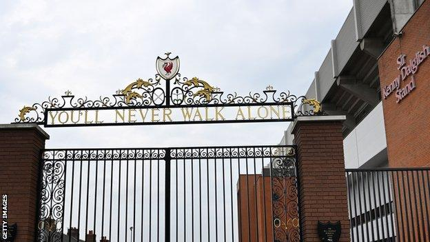Premier League leaders Liverpool
