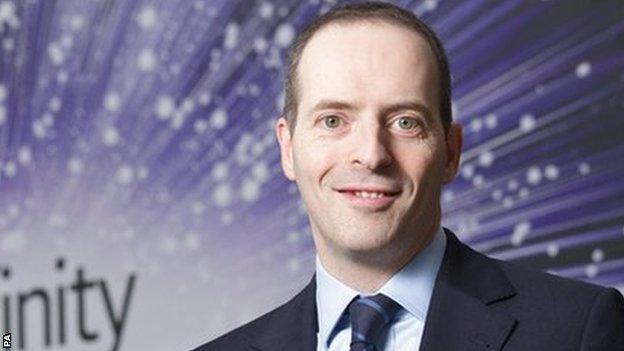 Ian Livingston
