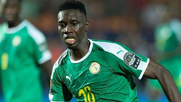 2021 Africa Cup of Nations: Senegal await Ismaila Sarr injury verdict