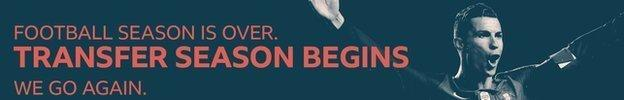 Transfer season banner 1