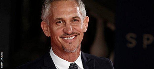 Gary Lineker played for Leicester from 1978 to 1985 before joining Everton
