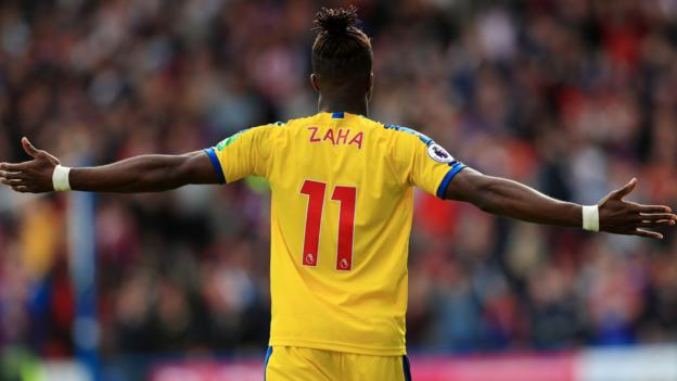 Wilfried Zaha: Is the Crystal Palace winger a target? Does he get enough protection? thumbnail