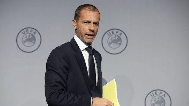 European Super League a 'spit in the face of all football lovers', says Uefa president Aleksander Ceferin thumbnail