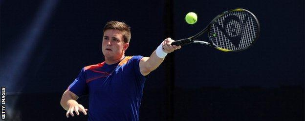 Reid partnered France's Stephane Houdet to the US Open doubles title