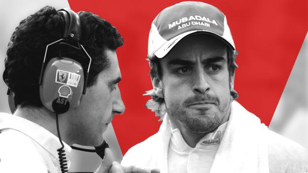 Fernando Alonso: The Ferrari years and the championships that got away thumbnail