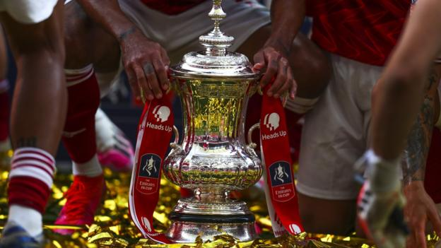 FA Cup 2020-21: BBC announces first live game of new ...