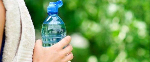 TIP: Always carry a water bottle with you, when you're thirsty it's too late.