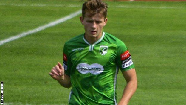 Liam Mahon