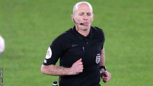 Mike Dean: Referee returning to Premier League for Burnley ...