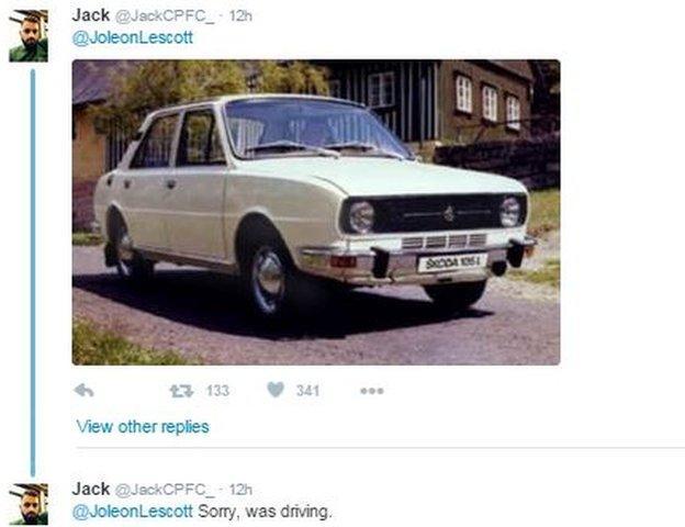 Jack CPFC