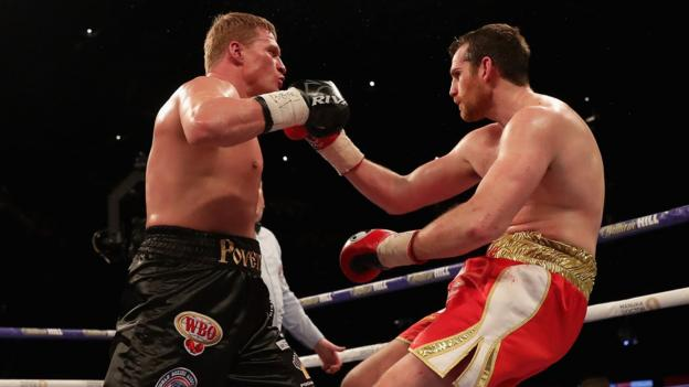 100649076 povetkinprice getty - David Stamp suffers fifth-round knockout by Alexander Povetkin